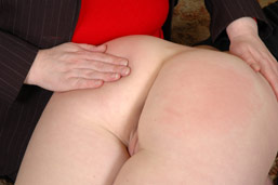 spanked girls