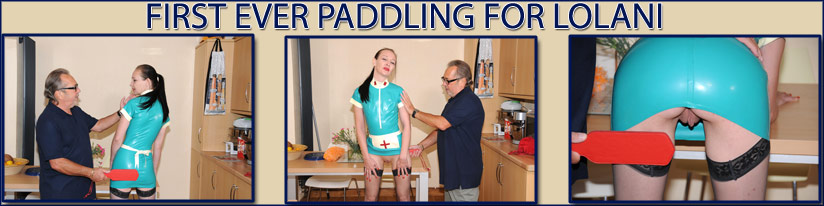 Latex nurse punished